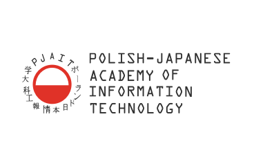 logo polish japanese academy of information technology